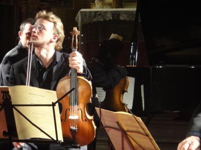"""""""L'âme Russe"""", par La Chambre d'Amis: compte rendu du concert du 5 avril 2013 à Paris"""