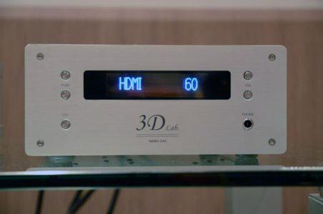 3D Lab Nano DAC: il arrive !