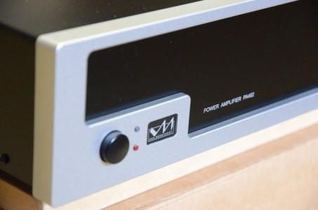 Amplificateur Van MEDEVOORT PA 462: le déballage