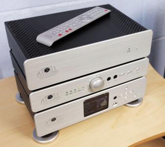 Atoll MS-100: nouveau lecteur réseau en format midi