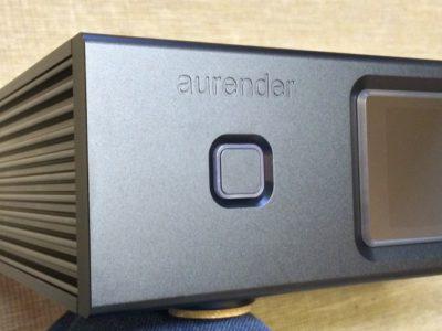 Lecteur réseau Aurender N10: un prêté pour des beaux rendus
