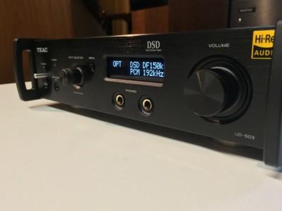 DAC TEAC UD-503: un convertisseur accessible, multifonctions et haut de gamme ?