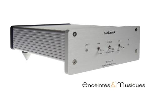 Déballage du DAC Audiomat Tempo 2.8