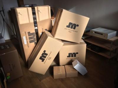 Enceintes JM Reynaud: des cartons de plaisir !