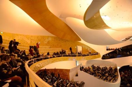 La Philharmonie de Paris: Banc d'Essai, et autres considérations ...
