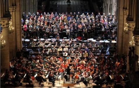 Disparition de Claudio Abbado: concert exceptionnel ce mercredi: le Requiem de Berlioz à Notre-Dame de Paris. Concert en direct sur le net ce soir