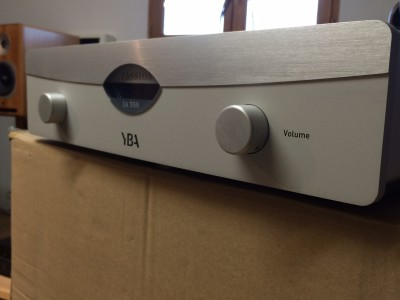 Amplificateur YBA IA350 Passion: déballage et présentation