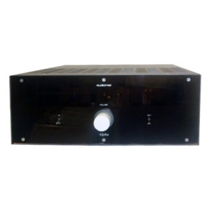Audiomat Alpha, le nouvel amplificateur à tubes, en approche chez Enceintes et Musiques