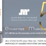 Jeu-concours JMR JUBILE / HEGEL / E&M: vous avez jusqu'au 31 mai minuit pour participer