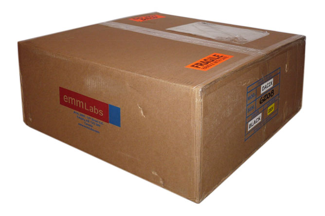 EMM LABX DAC2X convertisseur