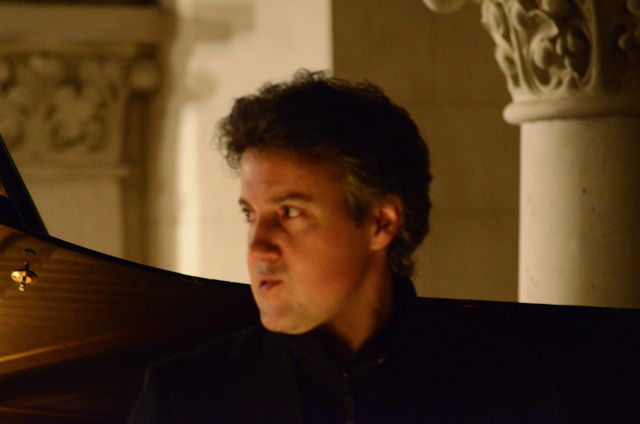 Patrick Messina Clarinette La Chambre d'Amis