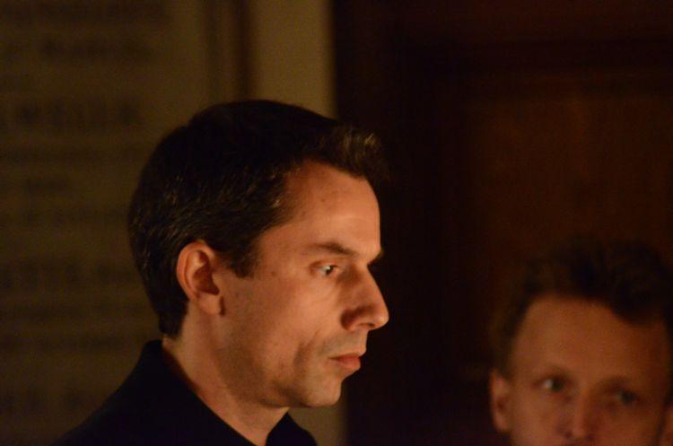 David Berdery piano La Chambre d'Amis