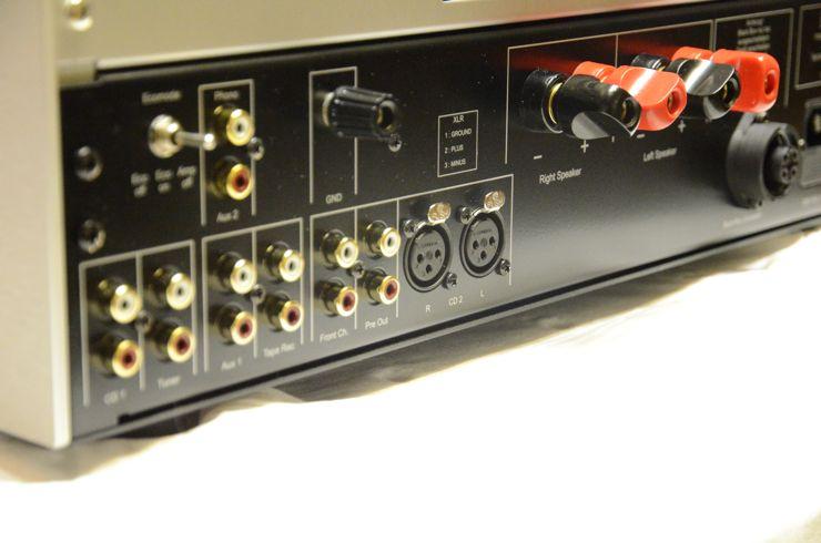 Octave V70 Amplificateur à tubes