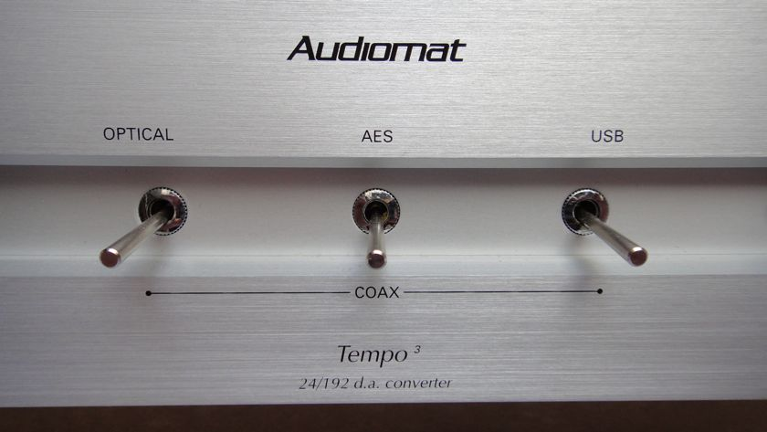Audiomat Tempo 3 convertisseur DAC