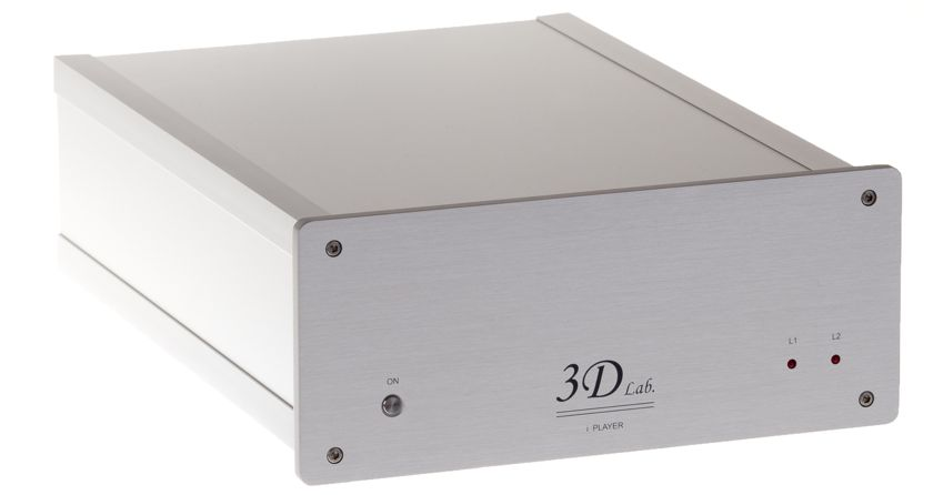 3D LAB I-PLAYER