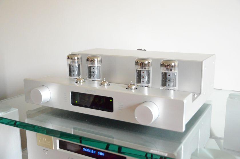Octave V 70 amplificateur à tubes