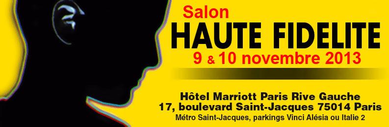 Salon Haute Fidélité 2013