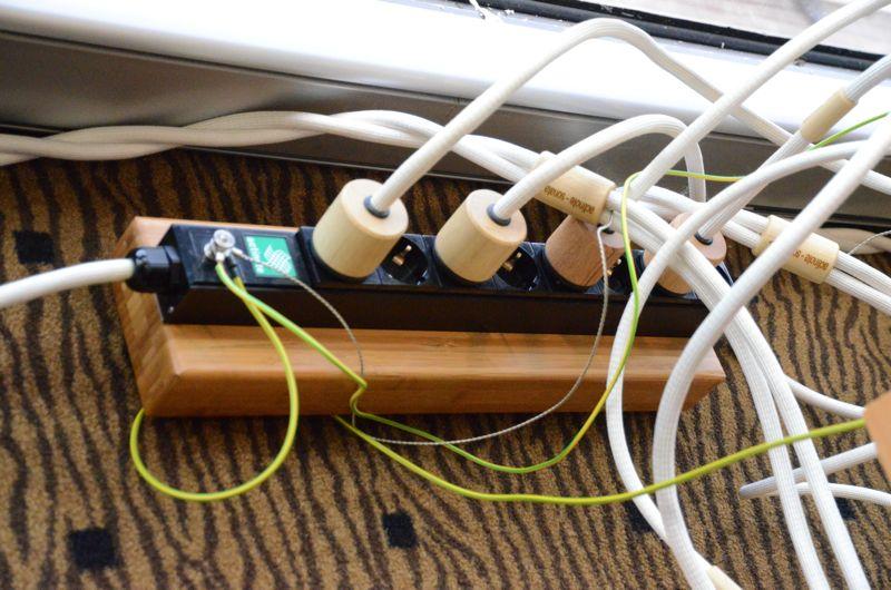 cables et barrette Actinote Sonata