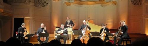 Concert Jordi Savall et Espérion XXI à Gaveau: l'Europe de la viole
