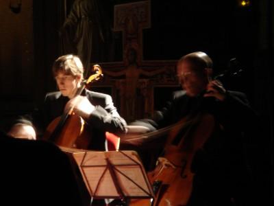 Concert recommandé par Enceintes et Musiques, le vendredi 11 mai 2012: La Sonate, par La Chambre d'Amis
