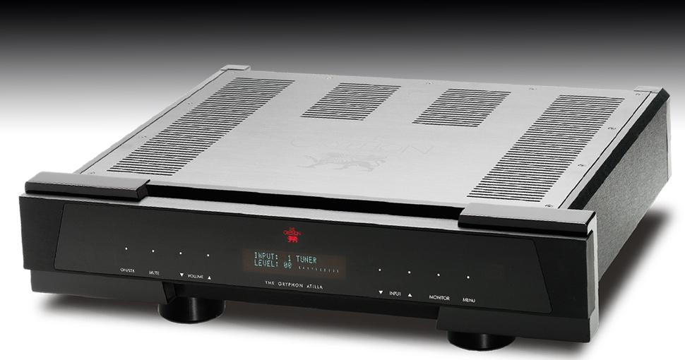 Gryphon Atilla amplificateur