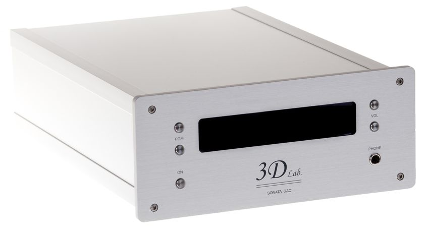 3D LAB SONATA-DAC