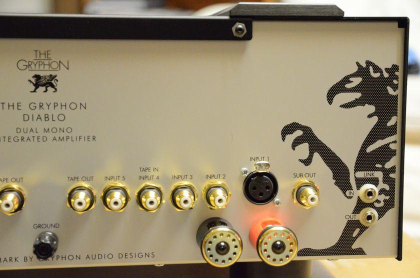 GRYPHON Diablo amplificateur