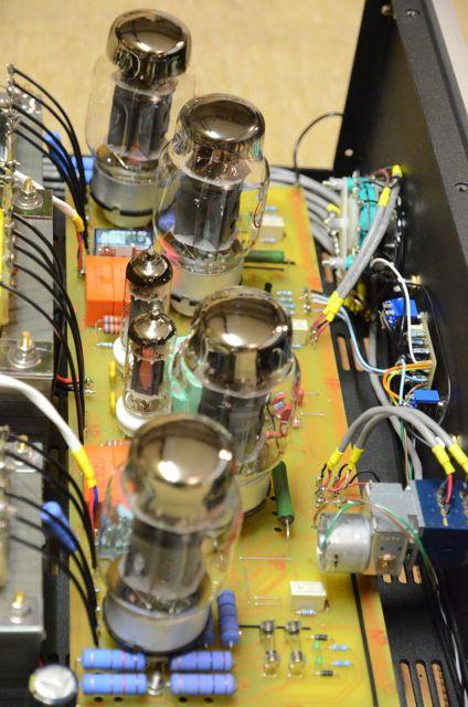 Audiomat Solfège Référence 20 amplificateur