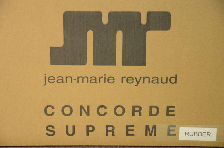 JMR Concorde Suprême Jean Marie Reynaud rubber