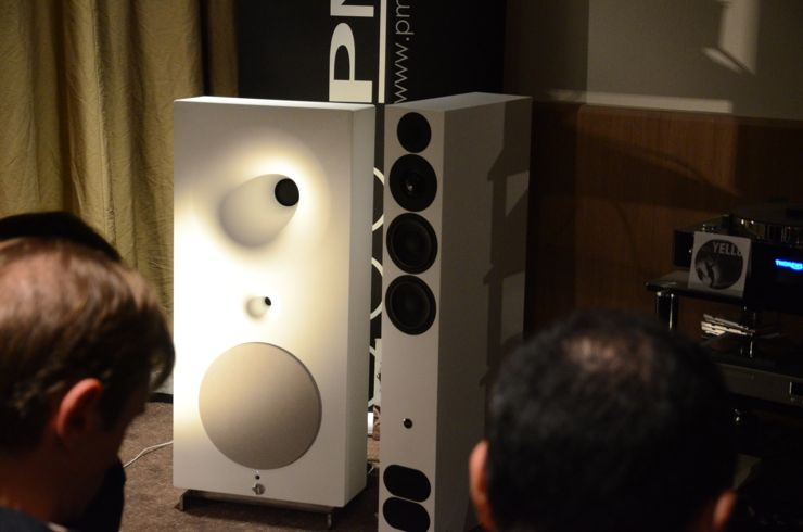 Avantgarde 01 Salon HiFi home cinema 2013