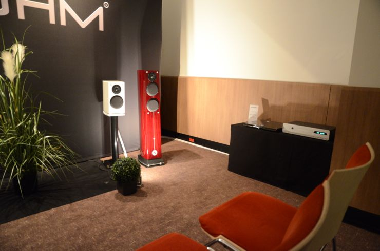 Salon HiFi home cinema 2013