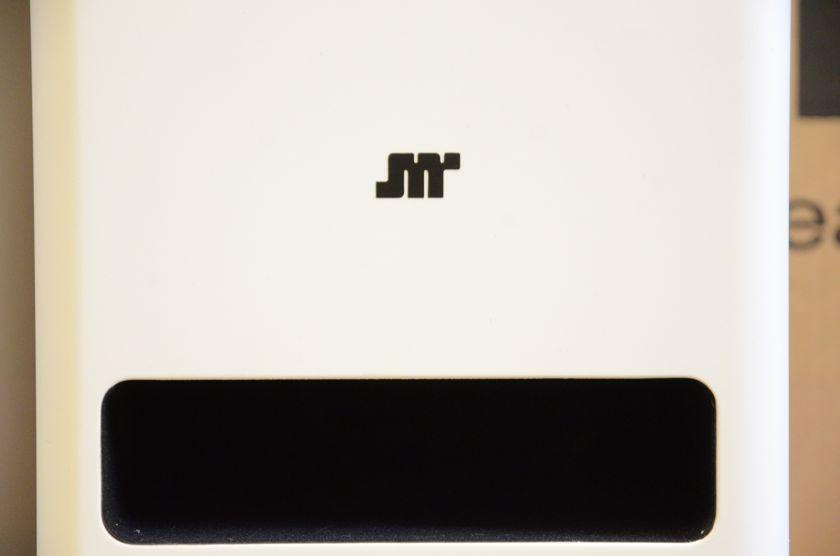 enceintes JMR Abscisse rubber