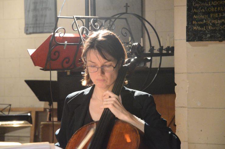 Karine Jean Baptiste  Concert la Chambre d'Amis 5 avril 2013