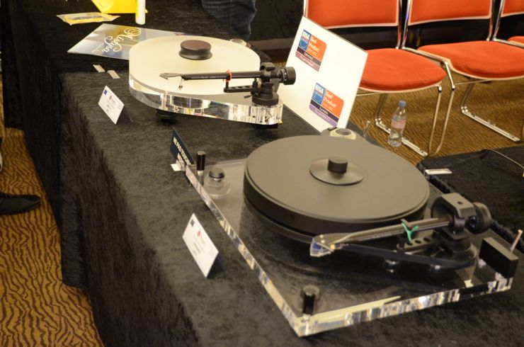 Pro-ject Salon HiFi home cinema 2013