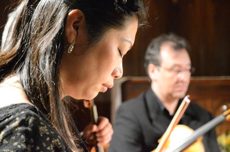 Ayako Tanaka  concert la Chambre d'Amis 5 avril 2013