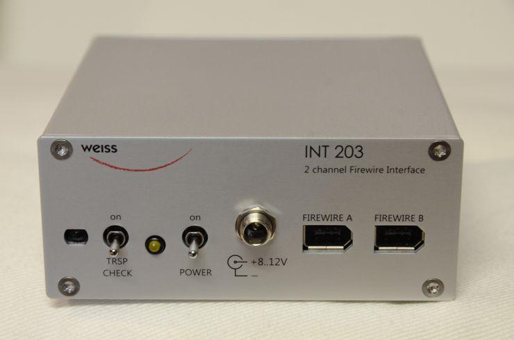 Weiss INT 203