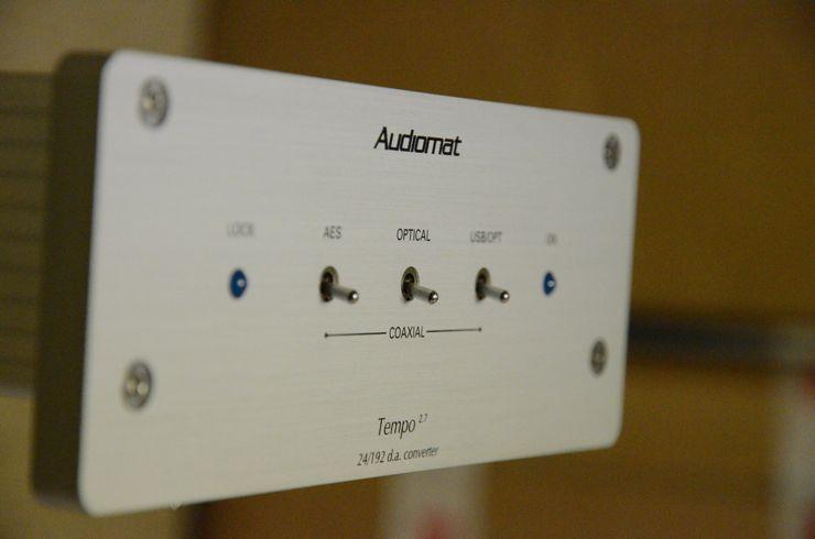 Audiomat Tempo 2.7 convertisseur DAC