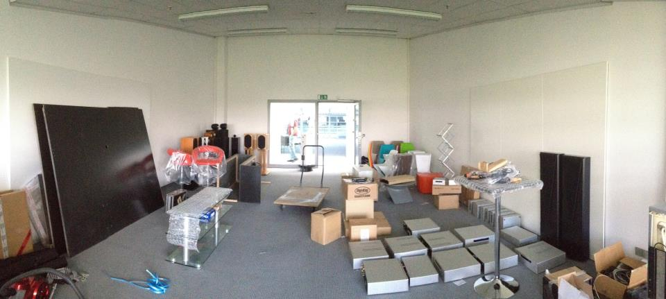 Hich-End Munich 2013 JMR 3D Lab