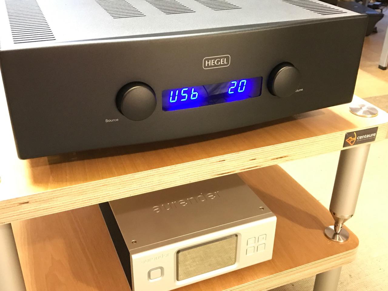hegel h360 un puissant ampli tout en un d ballage en. Black Bedroom Furniture Sets. Home Design Ideas