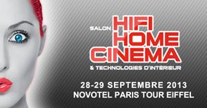Salon HIFi Home Cinéma et technologies d'intérieur