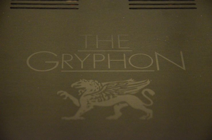 Atilla amplificateur The Gryphon