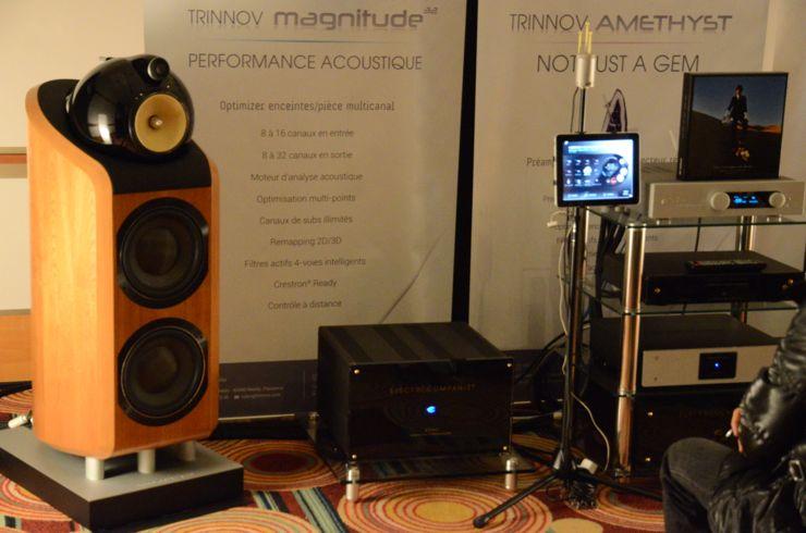 Trinnov-B&W-Electrocompagnet