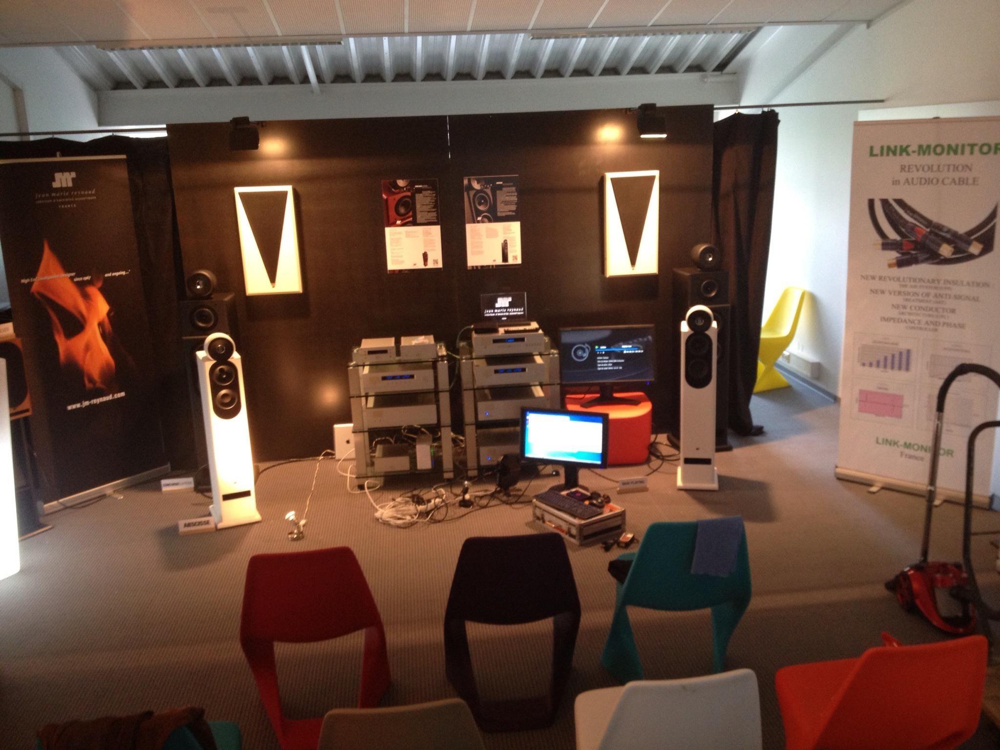 High-End Munich 2013 JMR 3D Lab