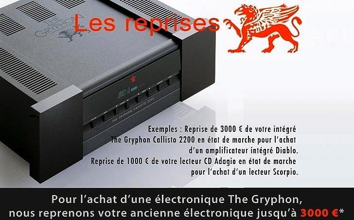 les reprises Gryphon